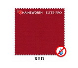 Бильярдное сукно Hainsworth Elite Pro red