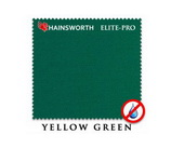 Бильярдное сукно Hainsworth Elite Pro  yellow green