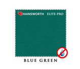 Бильярдное сукно Hainsworth Elite Pro  blue green