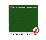 Бильярдное сукно Hainsworth Elite Pro english green