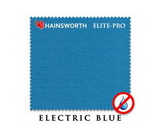 Бильярдное сукно Hainsworth Elite Pro  electric blue