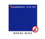 Бильярдное сукно Hainsworth Elite Pro royal  blue
