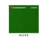 Бильярдное сукно Hainsworth Elite Pro snooker smart olive